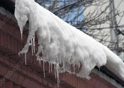 Морозы сменит кратковременная оттепель