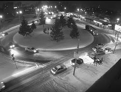 'Глаз народа'. Водители помогли попавшему в снежный плен автомобилисту
