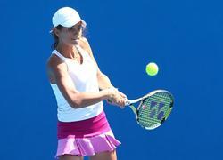 Теннисистка впервые выиграла матч основной сетки турнира WTA