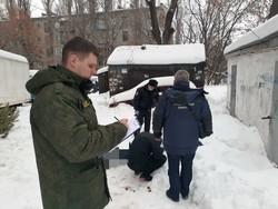 Глыбой льда убило 11-летнего ребенка