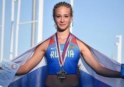 Легкоатлетка выиграла 'золото' российского Гран-При