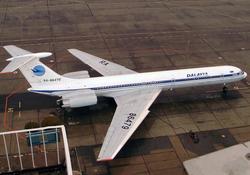В парке планируется установить самолет Ил-62 с музеем в салоне