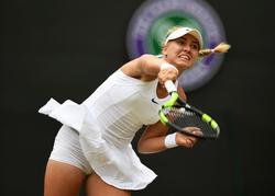 Теннисистка установила 'саратовский' рекорд 'Большого Шлема'