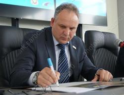 Разделкин покинул должность зампреда правительства области