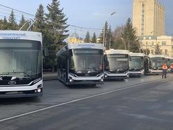 В Энгельсе изготовили троллейбусы для Петербурга, Омска и Иванова