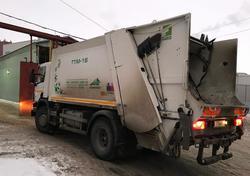 Регоператор: аномальные морозы не нарушили график вывоза мусора
