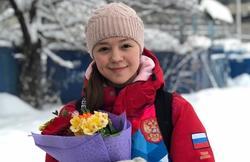 Биатлонистка из Саратова стала самой юной участницей Кубка России