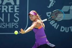 На турнире в Дубае саратовская теннисистка заработала более 3,3 млн