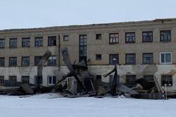 На ремонт школы после пожара выделят 3,7 млн рублей