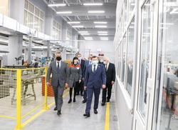 На предприятии введен в эксплуатацию новый производственный корпус