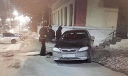 Машина без водителя сбила пешехода