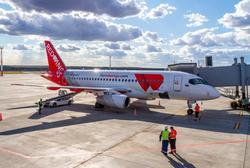 Московские рейсы из 'Гагарина' будет обслуживать еще один перевозчик