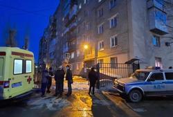 На пожаре в центре Саратова погибли двое детей