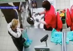 В торговом центре задержали серийную воровку