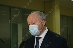 Радаев призвал подчиненных работать 'не для галочки'