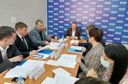 'Единая Россия' определила кандидатов на довыборы в облдуму
