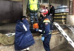 В районе 'Техстекло' поезд сбил женщину