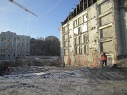 Названа причина задержки в реконструкции Театра оперы