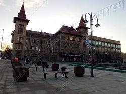 Ректор консерватории опроверг серьезность обрушения фасада здания