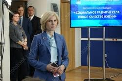Ольга Баталина баллотируется в Госдуму от Пензенской области