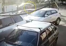 Мужчина угнал автомобиль с лодочной базы и разбил его