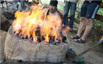 В Красноярском крае выплавили железо по технологиям древних хакасских металлургов