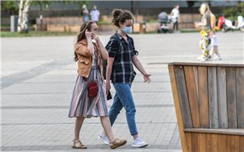 Красноярский край снова побил рекорд по заболеваемости коронавирусом