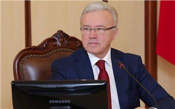 «Реально построить»: Александр Усс назвал срок возможного окончания строительства красноярского метро