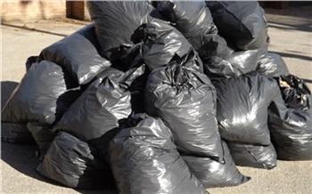 С незаконных свалок в Свердловском районе Красноярска вывезли 400 КамАЗов мусора