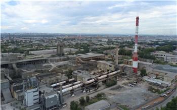 Красноярский цементный завод увеличил объем выпуска собственной продукции