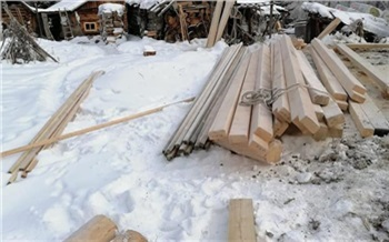 В Хакасии начали строить новый дом для Агафьи Лыковой