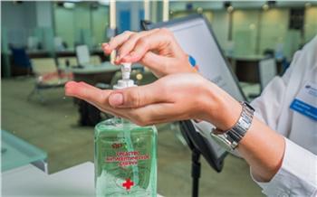 240 тысяч масок и тонна антисептиков: Красноярскэнергосбыт продолжает борьбу с распространением коронавируса