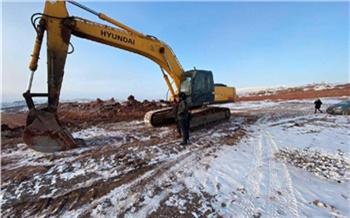 Незаконный карьер «Сибиряка» под Красноярском нанес вред в 10 млн рублей