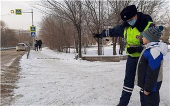 В Красноярске за два дня сбили троих детей-пешеходов