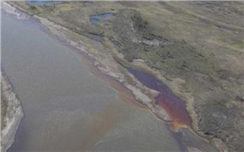 В Минэкологии края рассказали о научных исследованиях в Норильске после разлива дизтоплива