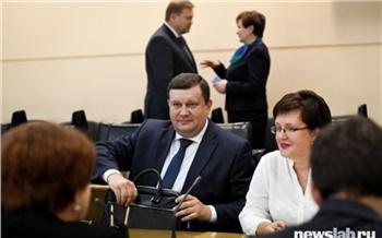 Арестованный за взятки экс-министр лесного хозяйства края Димитрий Маслодудов не признаёт вину