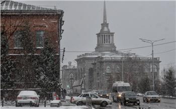 Следующая неделя в Красноярске будет прохладной и снежной