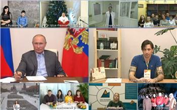 Путин пообещал итальянскому преподавателю из Красноярска российское гражданство