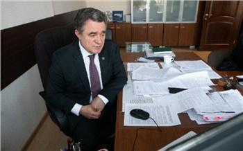 Александр Симановский: «15 лет использую отпуск для поездок по районам»