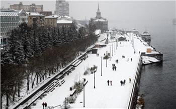 На выходных в Красноярске вновь начнет меняться погода