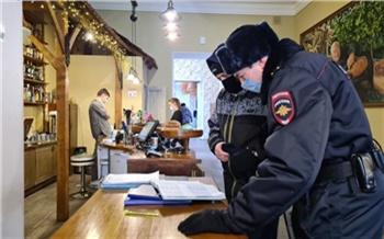 Рекордное количество антимасочников поймали в Красноярске в предпоследнюю пятницу ноября
