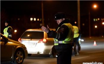 В Красноярске до утра понедельника будет проходить операция ГИБДД по выявлению пьяных водителей