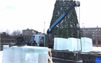 В Кировском районе поставят больше 60 новогодних ёлок
