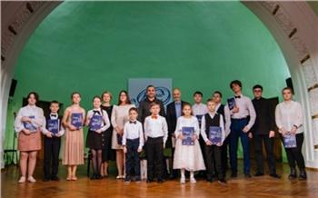 Одаренные дети Норильска стали стипендиатами конкурса «Новые имена»