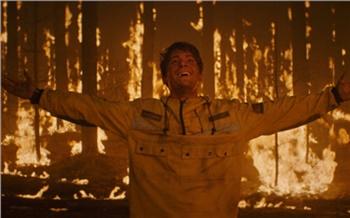 В прокат вышел фильм с кадрами реальных пожаров в Красноярском крае