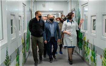 В Богучанах открылся Медицинский центр помощи и спасения