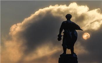 Красноярцы встретят Новый год под «чёрным небом»