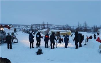 Спикер краевого парламента поблагодарил спасателей и волонтеров за работу при сходе лавины под Норильском