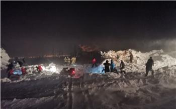 Спасенный из-под лавины в Норильске подросток начал дышать самостоятельно