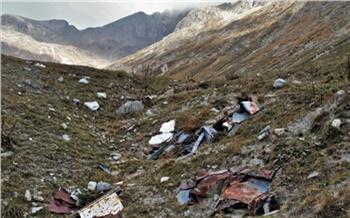 Очаги возгорания на отвале промышленных отходов в Норильске требуют ликвидировать как можно быстрее